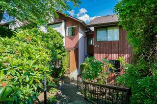 """Photo 3: 4 719 E 31ST Avenue in Vancouver: Fraser VE Townhouse for sale in """"ALDERBURY VILLAGE"""" (Vancouver East)  : MLS®# R2591703"""