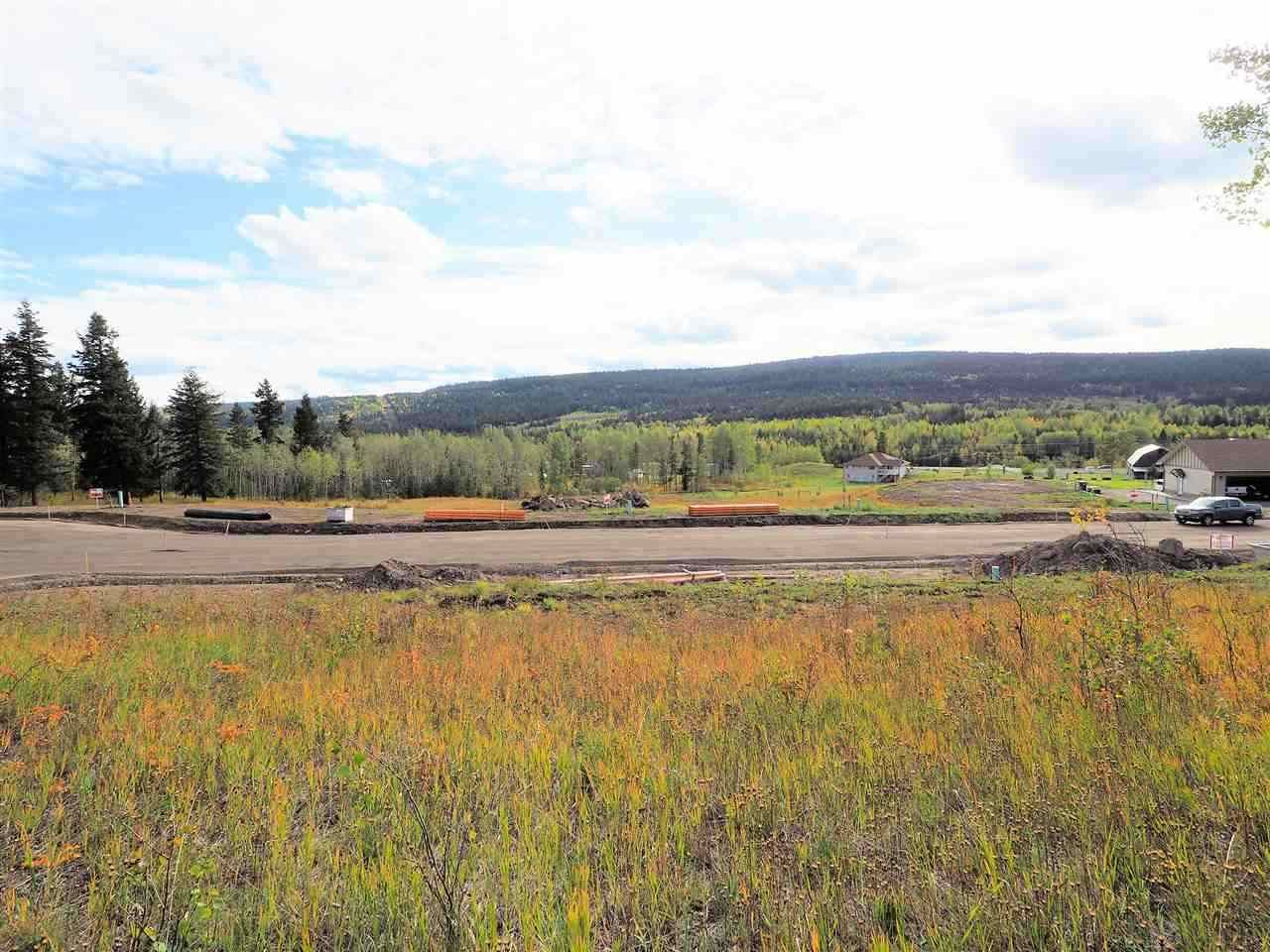 Main Photo: LOT 20 BLACKSTOCK Road in 100 Mile House: 100 Mile House - Town Land for sale (100 Mile House (Zone 10))  : MLS®# R2525437