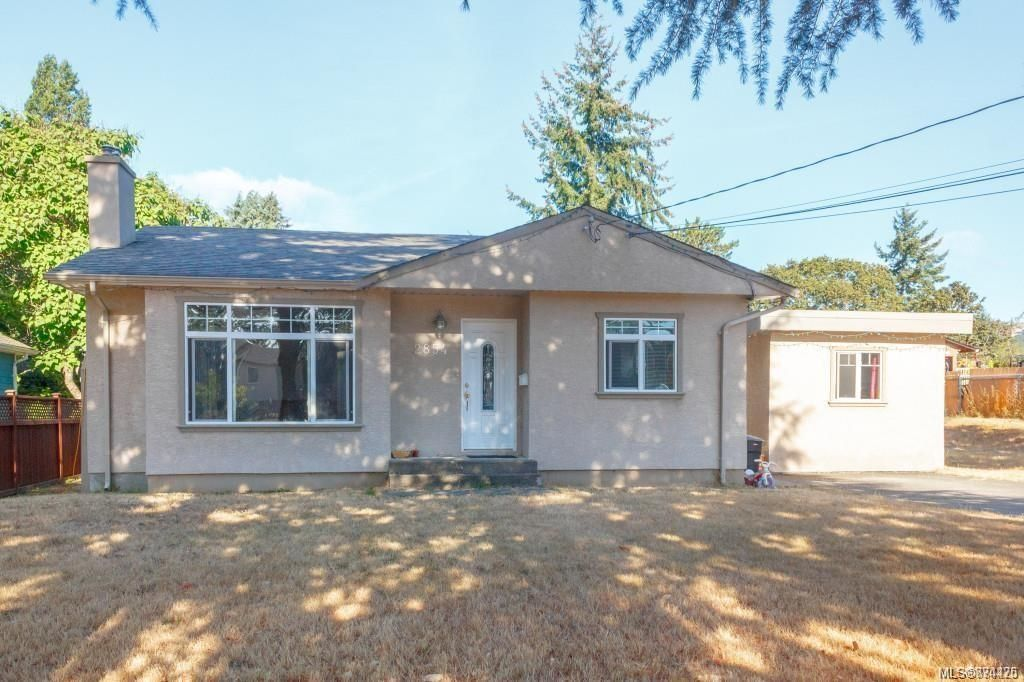 Main Photo: 2854 Knotty Pine Rd in : La Langford Proper House for sale (Langford)  : MLS®# 874425