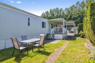 """Photo 18: 66 2270 196 Street in Langley: Brookswood Langley Manufactured Home for sale in """"Pineridge Park"""" : MLS®# R2459842"""