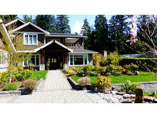 Photo 20: 521 HADDEN DR in West Vancouver: British Properties House for sale : MLS®# V1115173