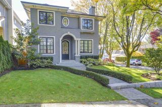 """Photo 1: 2196 W 46TH Avenue in Vancouver: Kerrisdale House for sale in """"Kerrisdale"""" (Vancouver West)  : MLS®# R2116330"""