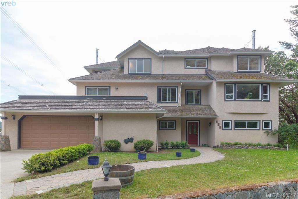 Main Photo: 668 Caleb Pike Rd in VICTORIA: Hi Western Highlands House for sale (Highlands)  : MLS®# 798693