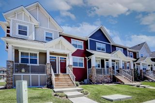 Photo 1: 401 1225 Kings Heights Way SE: Airdrie Row/Townhouse for sale : MLS®# A1126700