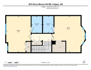 Photo 43: 3615 Sierra Morena Road SW in Calgary: Signal Hill Semi Detached for sale : MLS®# A1092289