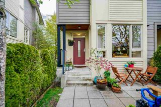 Photo 3: #129 9229 UNIVERSITY CRESCENT in Burnaby: Simon Fraser Univer. Townhouse for sale (Burnaby North)  : MLS®# R2452458