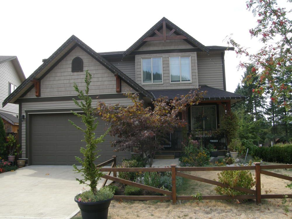 Main Photo: 10795 BEECHAM PLACE in MAPLE RIDGE: Home for sale : MLS®# V1138142