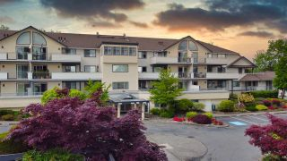 """Photo 1: 210 19645 64 Avenue in Langley: Willoughby Heights Condo for sale in """"Highgate Terrace"""" : MLS®# R2455714"""