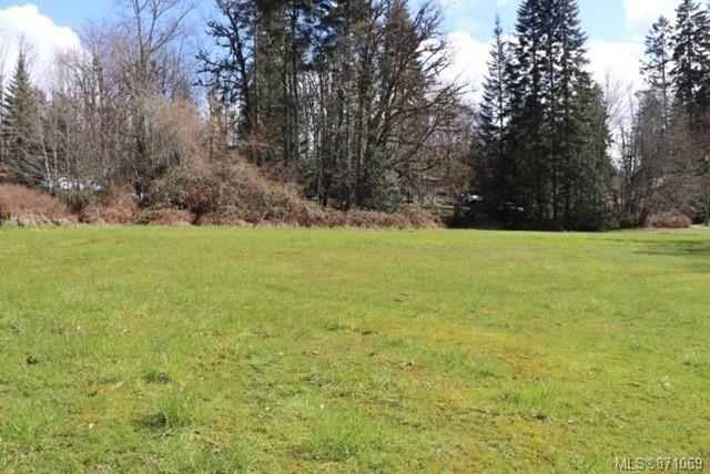 Main Photo: Lot 1 Tomswood Rd in : PA Alberni Valley Land for sale (Port Alberni)  : MLS®# 871069