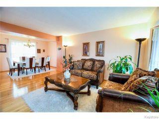 Photo 4: 91 Eaglemere Drive in WINNIPEG: East Kildonan Residential for sale (North East Winnipeg)  : MLS®# 1530574