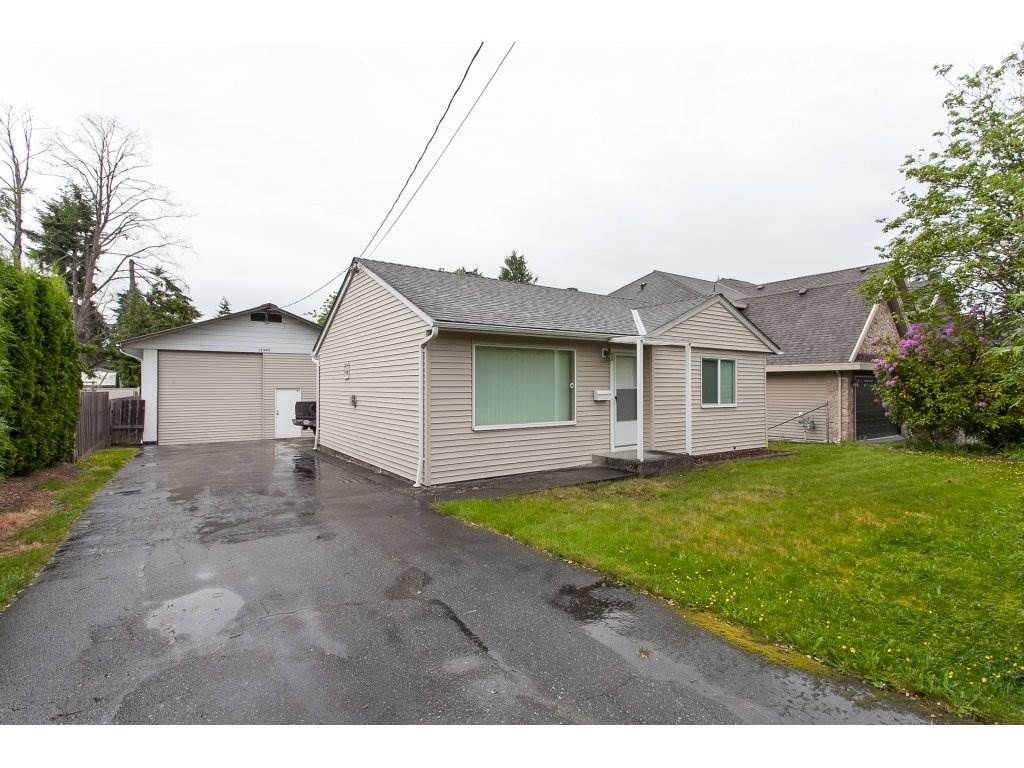 Main Photo: 12945 107 Avenue in Surrey: Whalley House for sale (North Surrey)  : MLS®# R2171977
