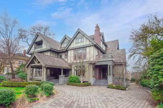 Photo 1: 1333 THE CRESCENT in Vancouver: Shaughnessy Townhouse for sale (Vancouver West)  : MLS®# R2554740