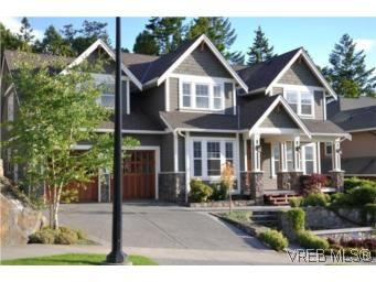 Main Photo: 2196 Nicklaus Dr in VICTORIA: La Bear Mountain House for sale (Langford)  : MLS®# 552756
