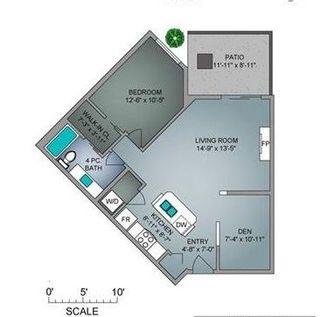 "Photo 3: 316 12248 224 Street in Maple Ridge: East Central Condo for sale in ""URBANO"" : MLS®# R2211064"