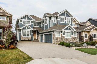Photo 1: 3706 WESTCLIFF Way in Edmonton: Zone 56 House for sale : MLS®# E4225689