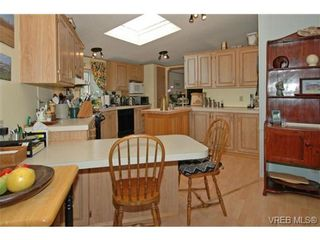 Photo 12: SAANICHTON MOBILE HOME = SAANICHTON REAL ESTATE Sold With Ann Watley! Call (250) 656-0131