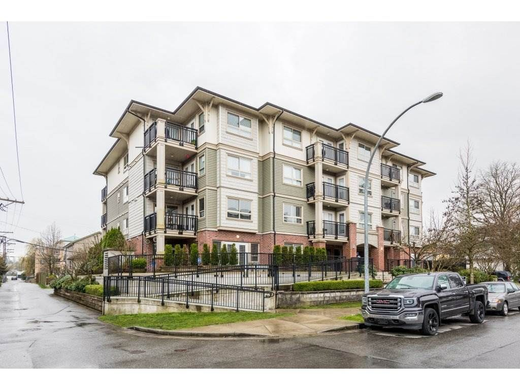 "Main Photo: 104 2342 WELCHER Avenue in Port Coquitlam: Central Pt Coquitlam Condo for sale in ""GREYSTONE"" : MLS®# R2249254"