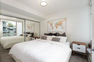 """Photo 20: 528 1783 MANITOBA Street in Vancouver: False Creek Condo for sale in """"Residences at West"""" (Vancouver West)  : MLS®# R2595306"""