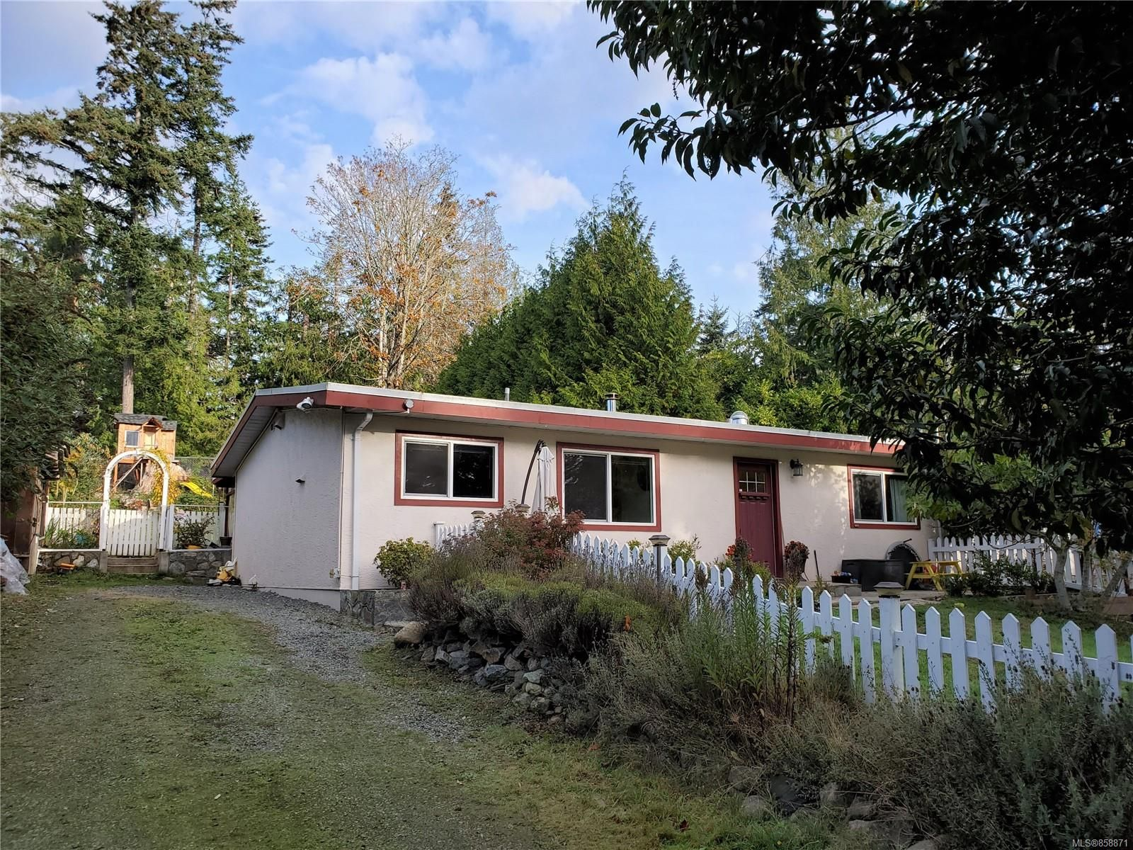 Main Photo: B 6978 W Grant Rd in : Sk John Muir Half Duplex for sale (Sooke)  : MLS®# 858871