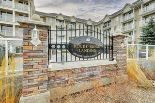Photo 1: 217 500 ROCKY VISTA NW in Calgary: Rocky Ridge Apartment for sale : MLS®# A1084789
