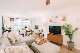 """Photo 2: 204 525 AGNES Street in New Westminster: Downtown NW Condo for sale in """"Agnes Terrace"""" : MLS®# R2518840"""