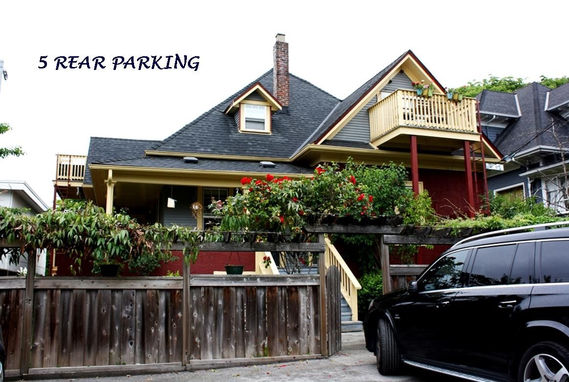 Photo 35: Photos: 1836 NAPIER Street in Vancouver: Grandview Woodland House for sale (Vancouver East)  : MLS®# R2591733