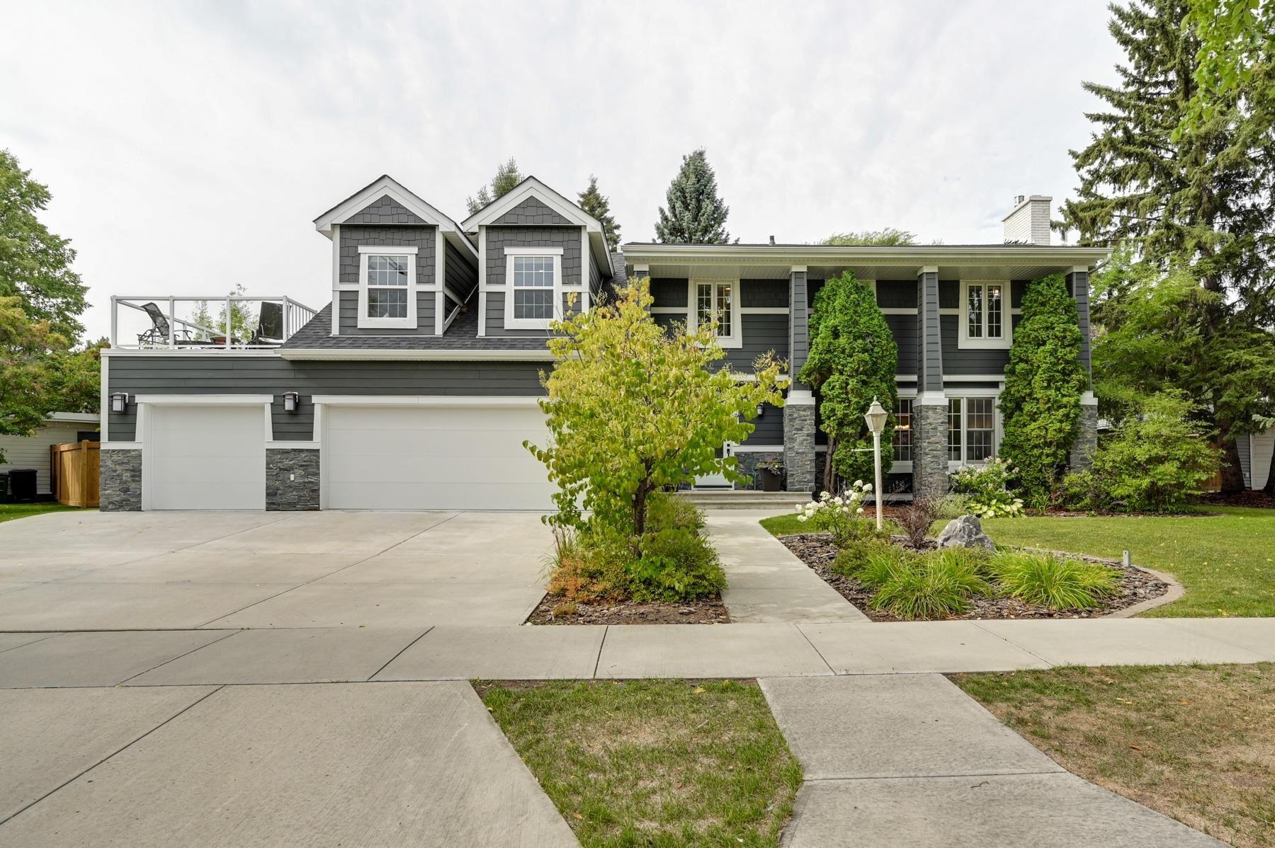 Main Photo: 7302 149 Street in Edmonton: Zone 22 House for sale : MLS®# E4262093