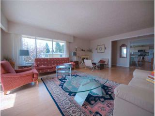 Photo 4: 1296 INGLEWOOD AVE in West Vancouver: Ambleside House for sale : MLS®# V944548