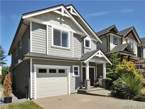 Main Photo: 982 Tayberry Terr in VICTORIA: La Happy Valley House for sale (Langford)  : MLS®# 646442