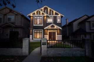 Photo 1: 8456 OSLER STREET in Vancouver: Marpole 1/2 Duplex for sale (Vancouver West)  : MLS®# R2013265