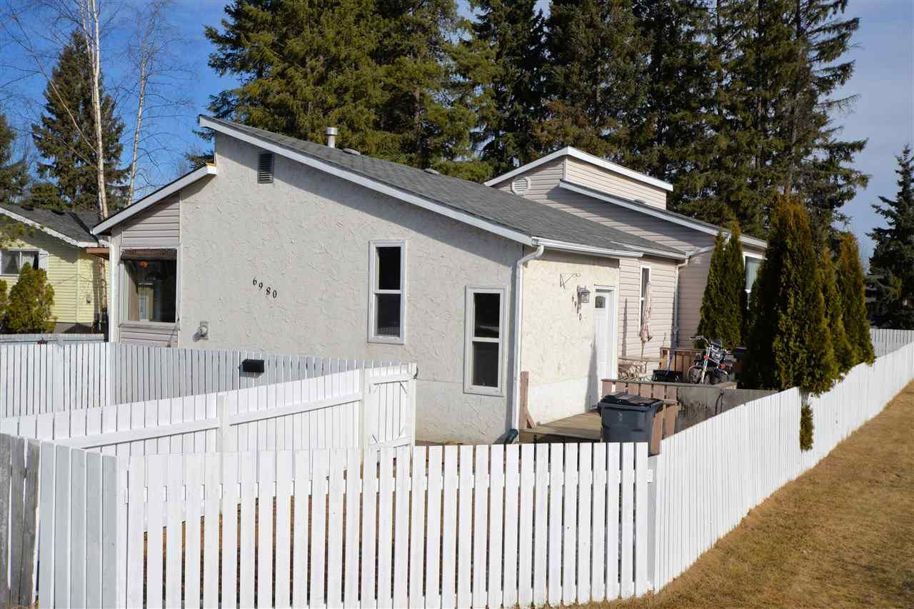 "Main Photo: 6980 GLADSTONE Drive in Prince George: Lower College 1/2 Duplex for sale in ""LOWER COLLEGE"" (PG City South (Zone 74))  : MLS®# R2147941"