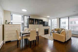 """Photo 8: 602 587 W 7TH Avenue in Vancouver: Fairview VW Condo for sale in """"AFFINITI"""" (Vancouver West)  : MLS®# R2309315"""