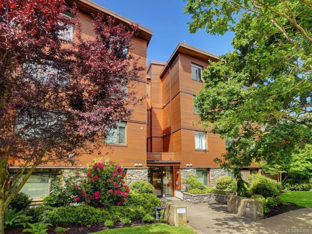 Main Photo: 106 3614 Richmond Rd in Saanich: SE Mt Tolmie Condo for sale (Saanich East)  : MLS®# 840698