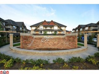"Photo 1: 29 7088 191ST Street in Surrey: Clayton Townhouse for sale in ""MONTANA"" (Cloverdale)  : MLS®# F1106752"