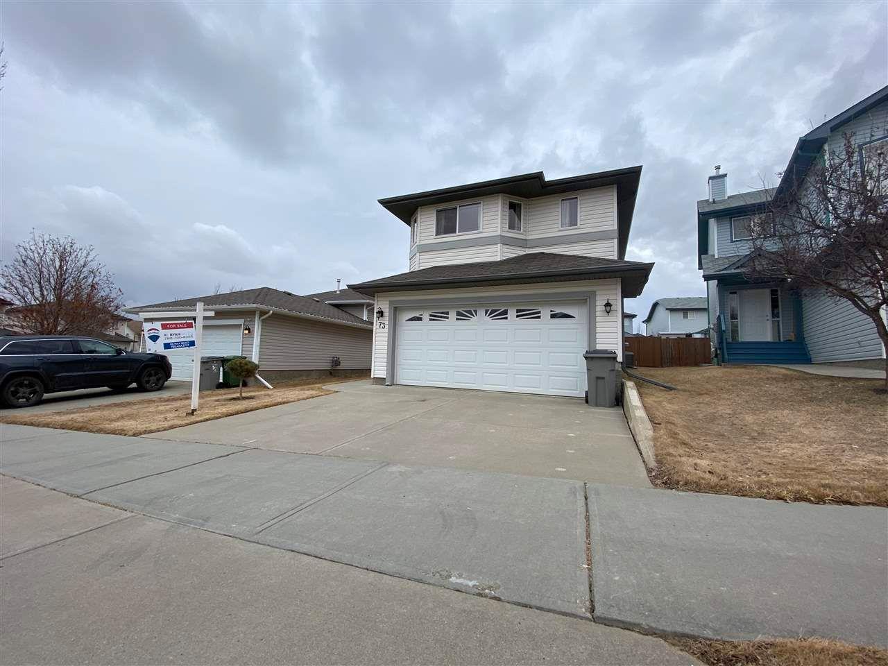 Main Photo: 73 CHAMPLAIN Place: Beaumont House for sale : MLS®# E4240610