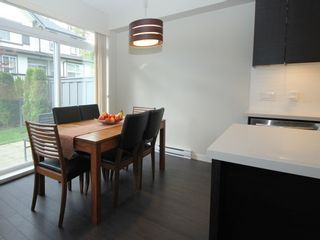 """Photo 6: 13 3461 PRINCETON Avenue in Coquitlam: Burke Mountain Townhouse for sale in """"Bridlewood By polygon"""" : MLS®# R2327343"""