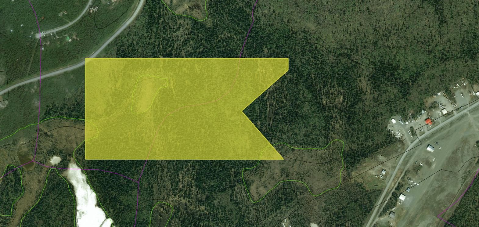 Photo 8: Photos:  in Atlin: Land for sale (Atlin Highway)