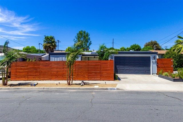 Main Photo: House for sale : 4 bedrooms : 8264 Hudson Drive in San Diego