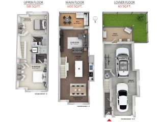 """Photo 18: 124 3010 RIVERBEND Drive in Coquitlam: Coquitlam East Townhouse for sale in """"WESTWOOD"""" : MLS®# R2233937"""