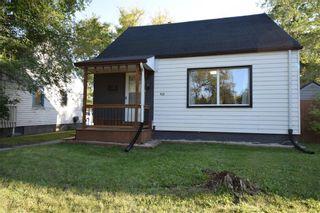 Photo 1: 938 Talbot Avenue in Winnipeg: East Elmwood Residential for sale (3B)  : MLS®# 202122592