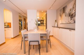 "Photo 3: 1006 IRONWORK PASSAGE in Vancouver: False Creek Townhouse for sale in ""Marine Mews"" (Vancouver West)  : MLS®# R2420267"