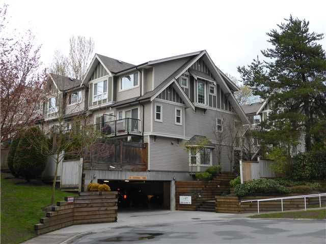 Main Photo: # 12 6888 RUMBLE ST in Burnaby: South Slope Townhouse for sale (Burnaby South)  : MLS®# V1058779