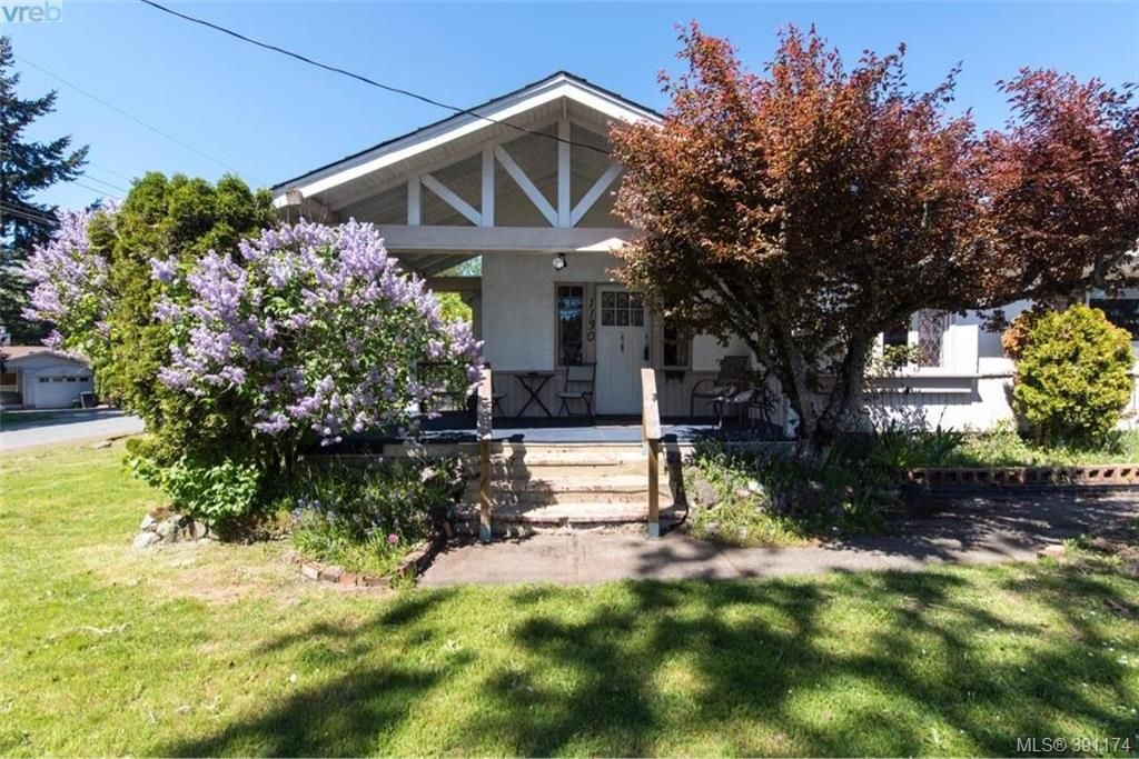 Main Photo: 1130 Goldstream Ave in VICTORIA: La Langford Lake House for sale (Langford)  : MLS®# 786306