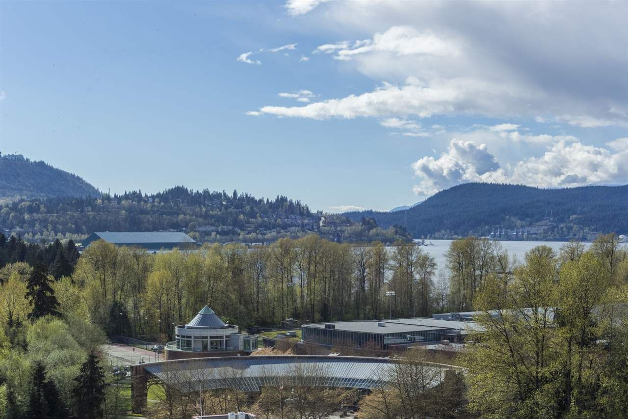 """Main Photo: 1303 235 GUILDFORD Way in Port Moody: North Shore Pt Moody Condo for sale in """"THE SINCLAIR"""" : MLS®# R2157803"""