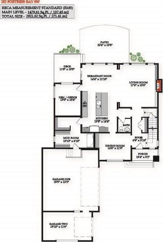 Photo 34: 202 FORTRESS Bay SW in Calgary: Springbank Hill House for sale : MLS®# C4098757