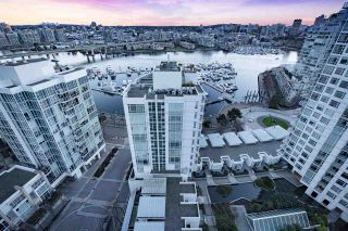 Photo 1: 2207 198 AQUARIUS MEWS in Vancouver: Yaletown Condo for sale (Vancouver West)  : MLS®# R2341515
