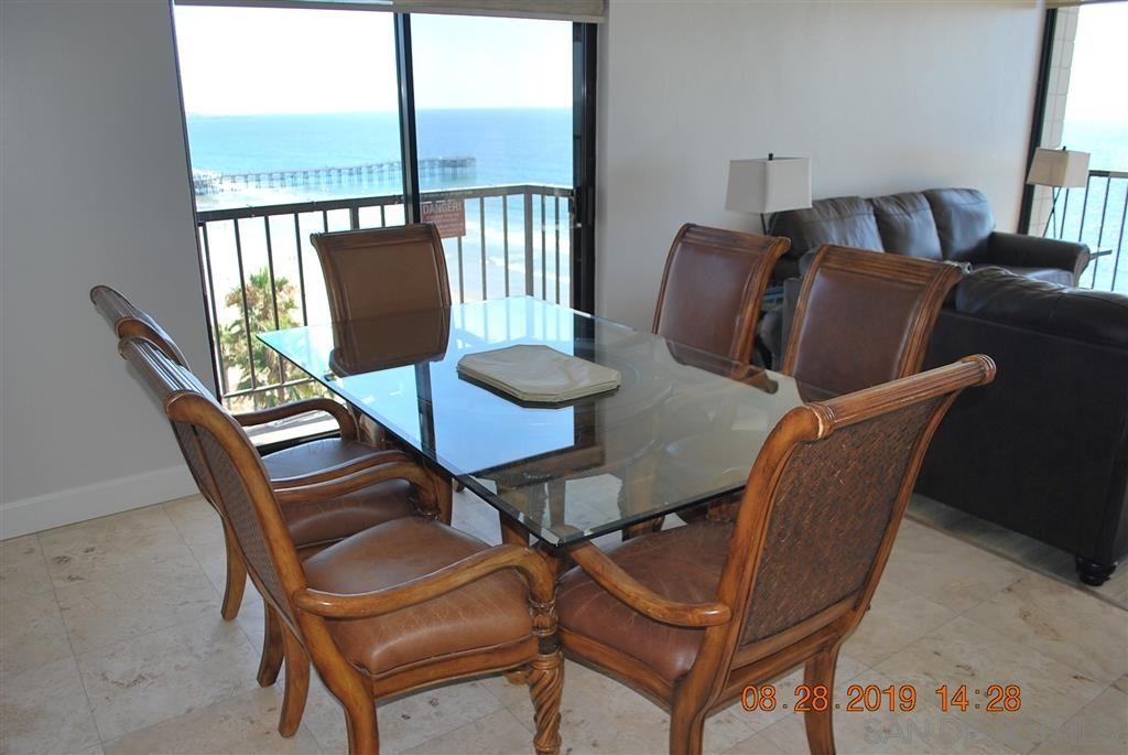 Photo 9: Photos: PACIFIC BEACH Condo for sale : 2 bedrooms : 4767 Ocean Blvd. #801 in San Diego