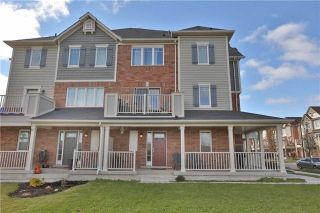 Photo 1: 220 Septimus Heights in Milton: Harrison House (3-Storey) for sale : MLS®# W3654555