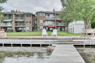 Photo 38: 125 East Chestermere Drive: Chestermere Semi Detached for sale : MLS®# A1069600
