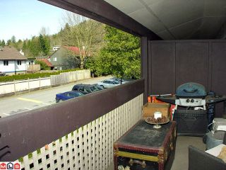 """Photo 9: 512 34909 OLD YALE Road in Abbotsford: Abbotsford East Townhouse for sale in """"THE GARDENS"""" : MLS®# F1208648"""